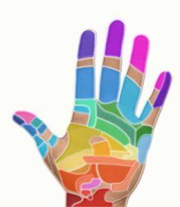 reflex zones of the hand