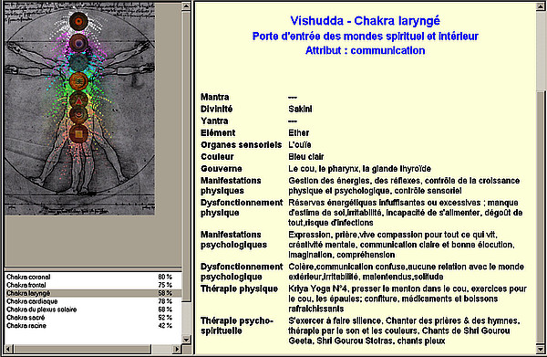logiciel de chakra